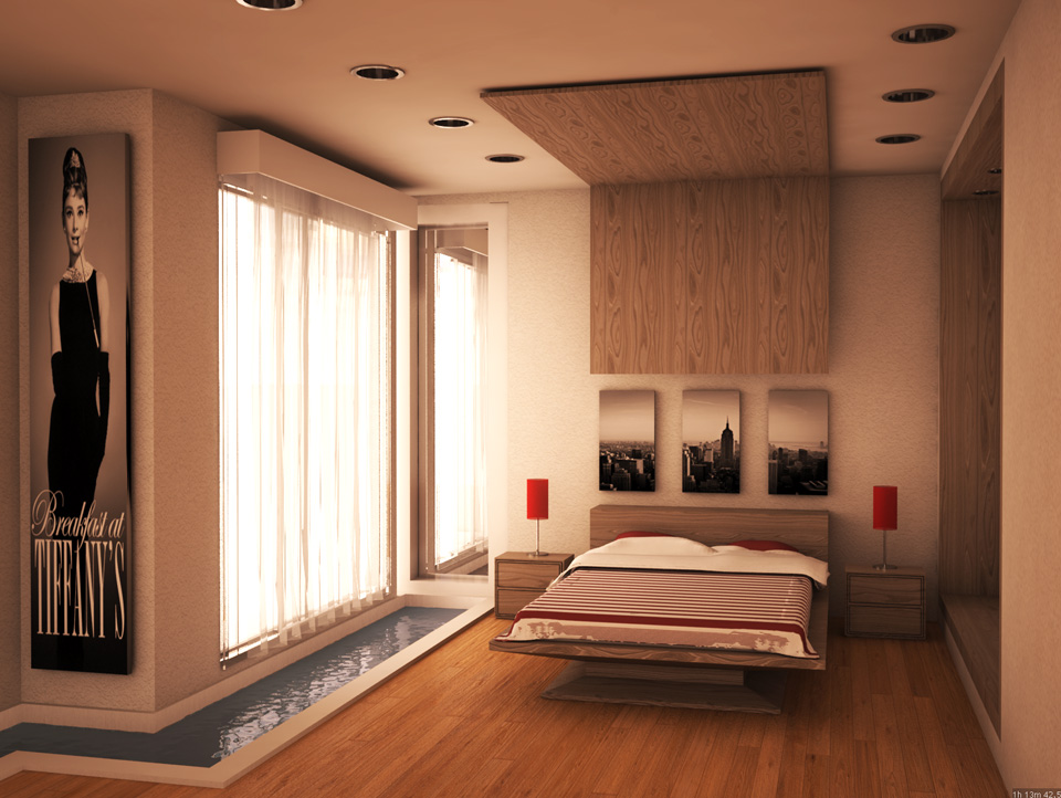A rendering exercise in 3DsMax